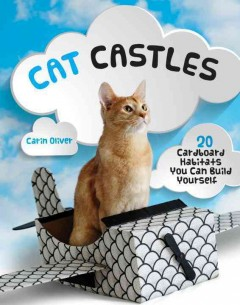 Cat castles : 20 cardboard habitats you can build yourself cover image