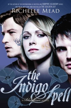 The indigo spell : a bloodlines novel cover image