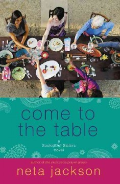 Come to the table cover image