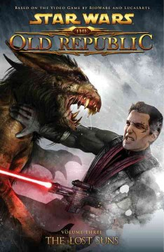 Star Wars : the old Republic. 3, The lost suns cover image
