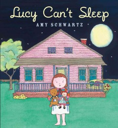 Lucy can't sleep cover image