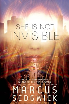 She is not invisible cover image