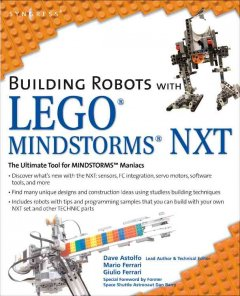 Building robots with Lego Mindstorms NXT cover image