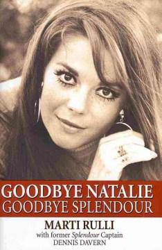 Goodbye Natalie, goodbye Splendour cover image