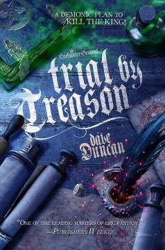 Trial by treason cover image