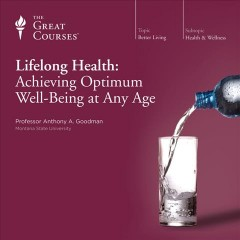 Lifelong health achieving optimum well-being at any age cover image
