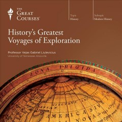 History's greatest voyages of exploration cover image