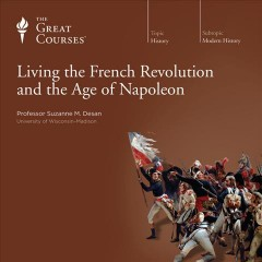 Living the French Revolution and the Age of Napoleon cover image