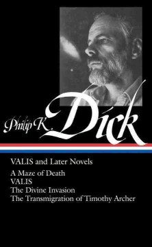 Valis and later novels cover image