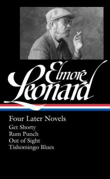 Four later novels cover image