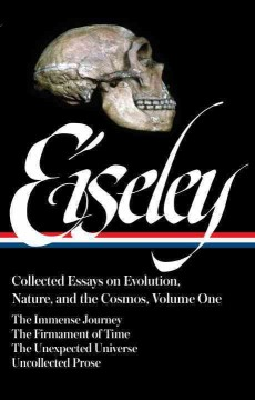 Collected essays on evolution, nature, and the cosmos. Volume one cover image