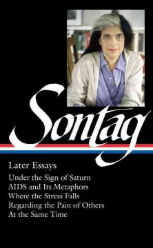 Later essays cover image