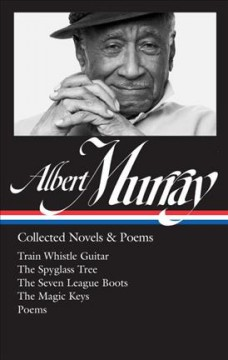 Collected novels & poems : Train whistle guitar ; The spyglass tree ; The seven league boots ; The magic keys ; Poems cover image
