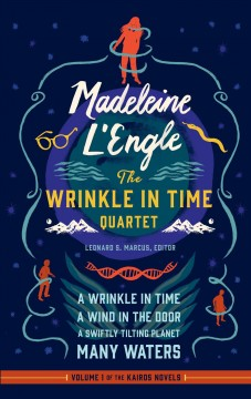 The wrinkle in time quartet cover image