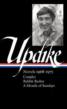 John Updike : novels 1968-1975 cover image