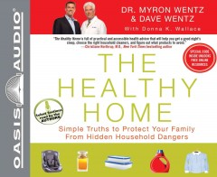 The healthy home cover image