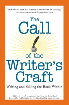 The call of the writer's craft : writing and selling the book within cover image