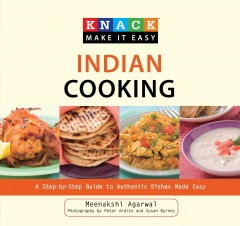 Knack Indian cooking : a step-by-step guide to authentic dishes made easy cover image
