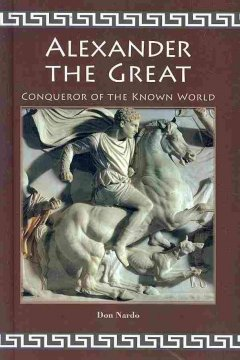 Alexander the Great : conqueror of the known world cover image