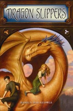 Dragon slippers cover image