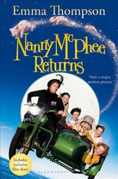 Nanny McPhee returns cover image