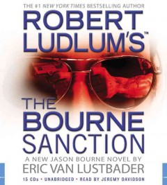 Robert Ludlum's The Bourne sanction cover image