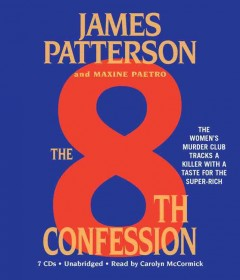 The 8th confession cover image