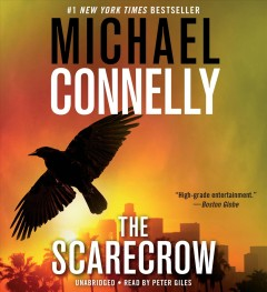 The scarecrow cover image