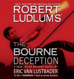 Robert Ludlum's The Bourne deception cover image