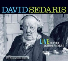Live for your listening pleasure cover image