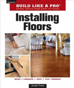 Installing floors cover image
