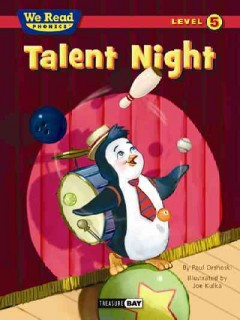 Talent night cover image