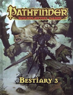 Pathfinder roleplaying game : Bestiary 4 cover image