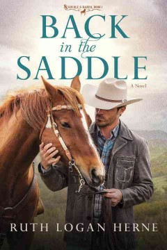 Back in the saddle : a novel cover image