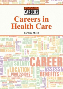 Careers in health care cover image