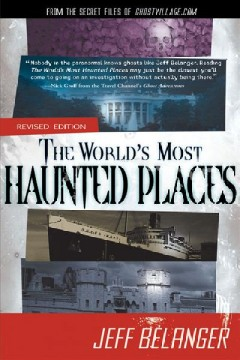 The world's most haunted places : from the secret files of Ghostvillage.com cover image