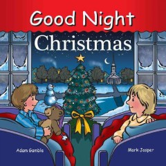 Good night Christmas cover image