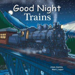 Good night trains cover image