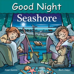Good night seashore cover image