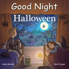 Good night Halloween cover image