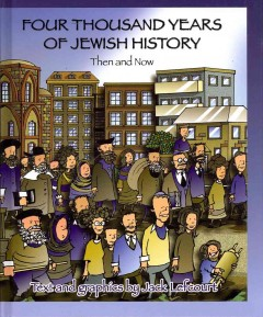 Four thousand years of Jewish history : then and now cover image