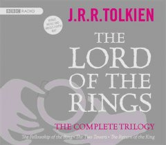 The lord of the rings the complete trilogy cover image