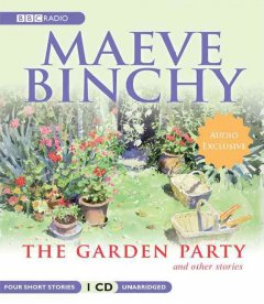 The garden party and other stories cover image