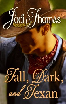 Tall, dark, and Texan cover image