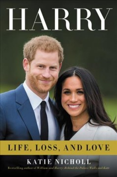 Harry : life, love, and loss cover image