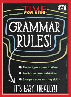 Grammar rules! cover image