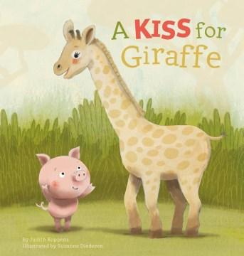 A kiss for Giraffe cover image