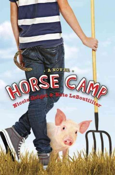 Horse camp cover image