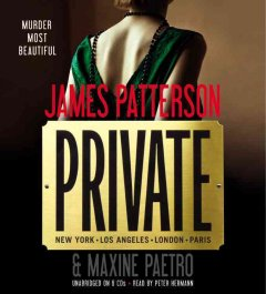 Private New York, Los Angeles, London, Paris cover image