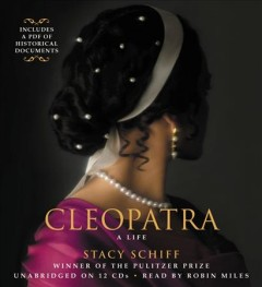 Cleopatra a life cover image